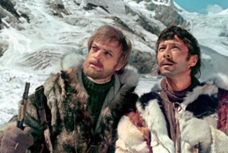 Кадр из фильма «Земля Санникова»