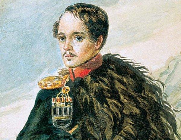 М.Ю. Лермонтов во время службы в Нижегородском драгунском полку, 1837 год