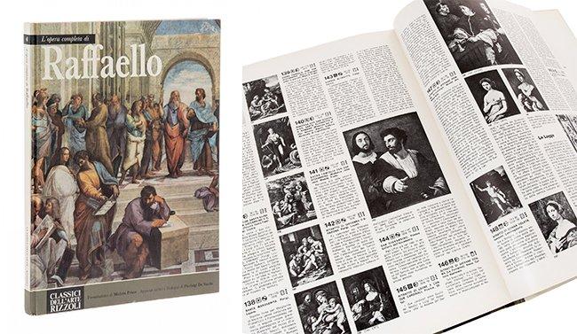 """Книга """"Rafaello"""" на итальянском с цветными и чёрно-белыми иллюстрациями может заинтересовать и тех, кто не знает этот язык"""