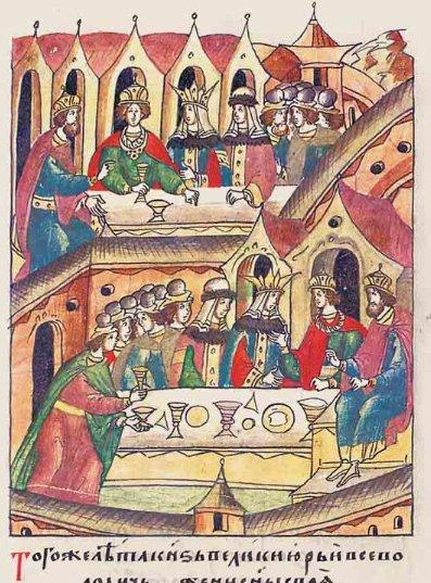 Основатель Нижнего Новгорода, великий владимирский князь Георгий Всеволодович