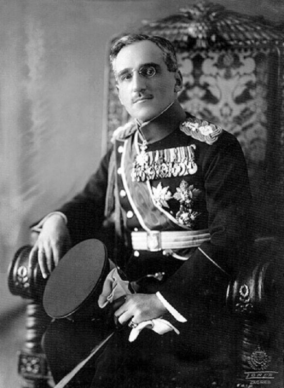 Король Югославии Александр I Карагеоргиевич