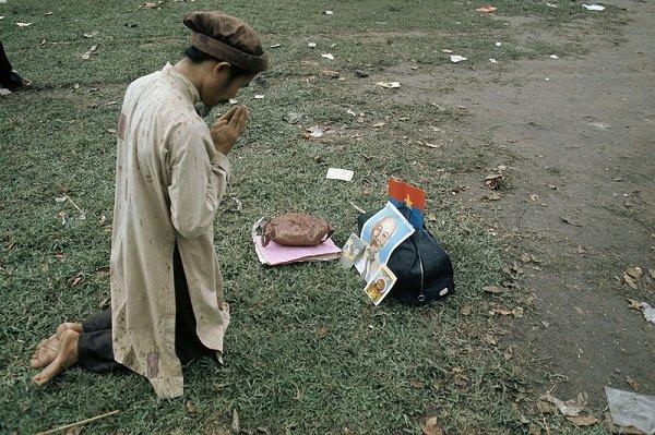 Молитва. Апрель 1975 года