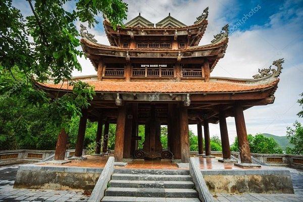 Буддийский храм в Хюэ. XVIII век