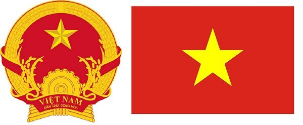 Государственные символы Социалистической Республики Вьетнам
