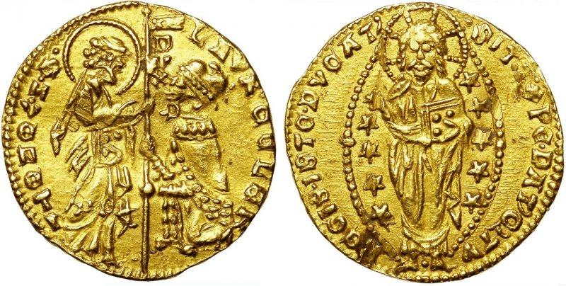 Венецианский дукат (1361-1365)