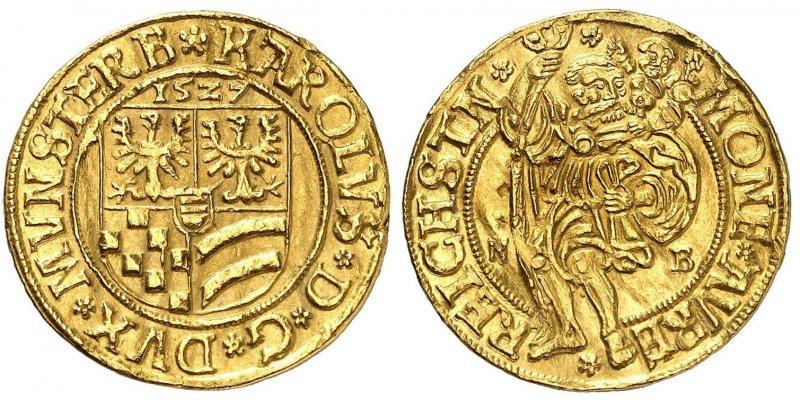Силезский дукат Карла I (1527)