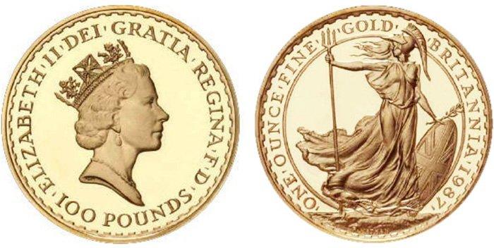 Монета года - 1989