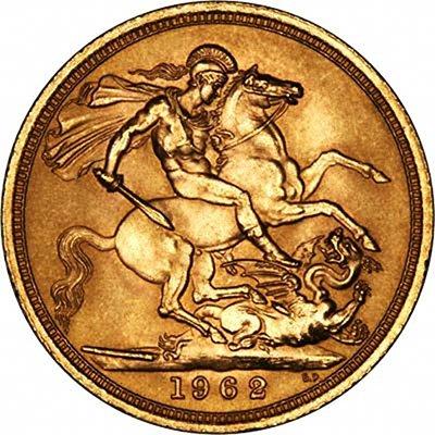 Английская золотая инвестиционная монета соверен