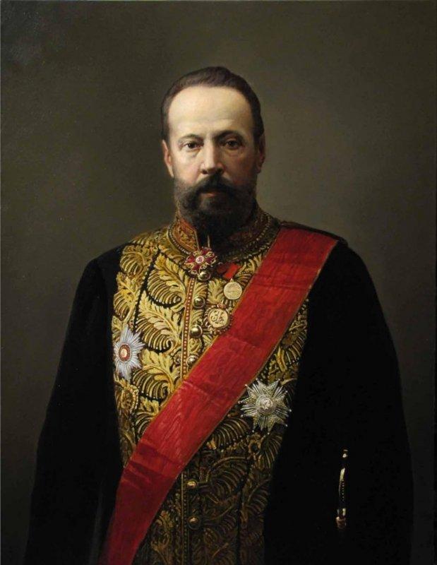 Министр финансов С.Ю. Витте