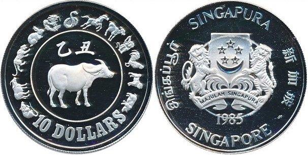 10 долларов (серебро)