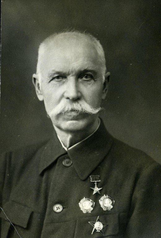 Фёдор Васильевич Токарев, 1871-1968