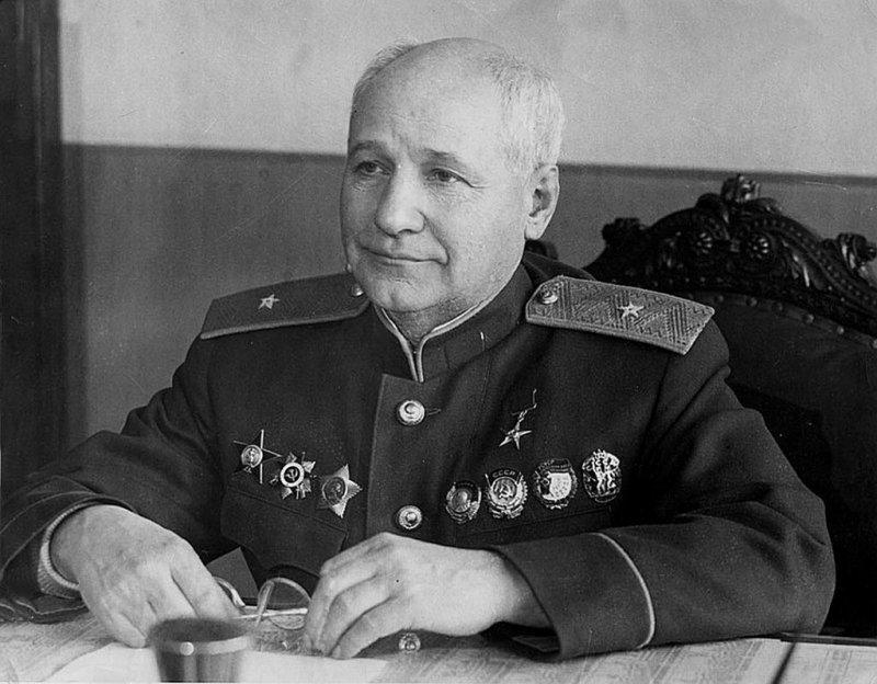 Андрей Николаевич Туполев, 1888-1972