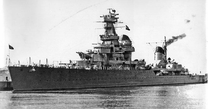 Лёгкий крейсер «Киров»