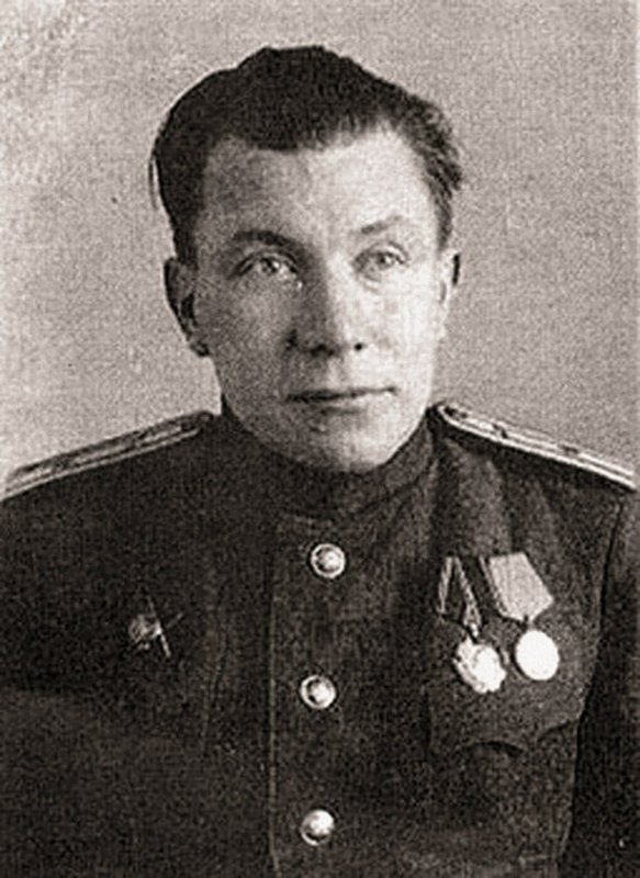 Алексей Иванович Судаев, 1912-1946