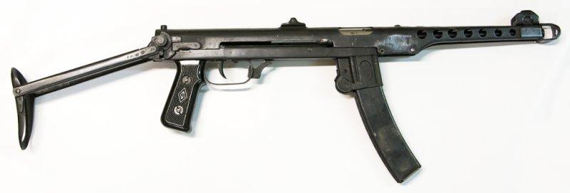 Пистолет-пулемёт Судаева (ППС-43)