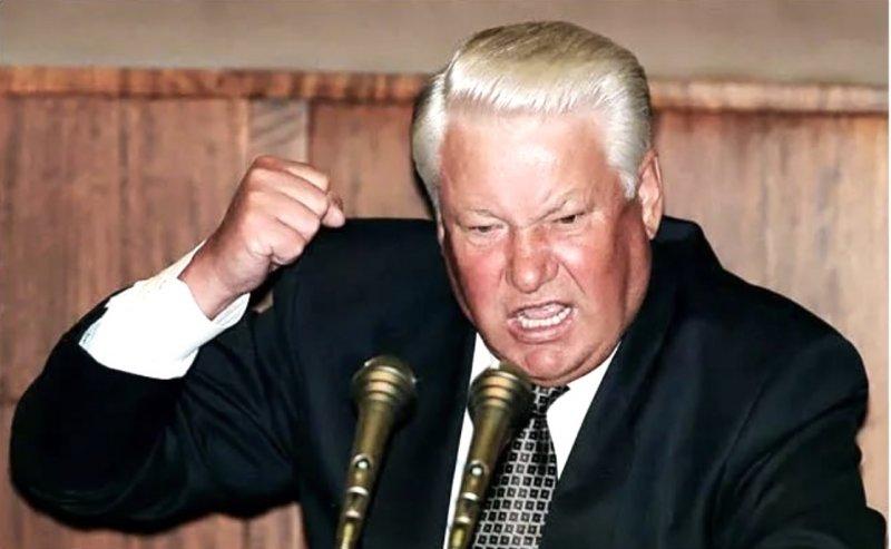 Борис Ельцин: реформе быть!