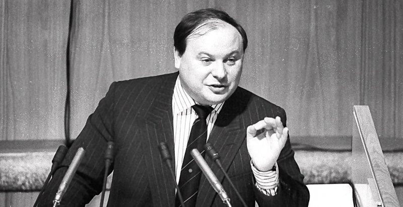 "Егор Гайдар. Идеолог ""шоковой терапии"""