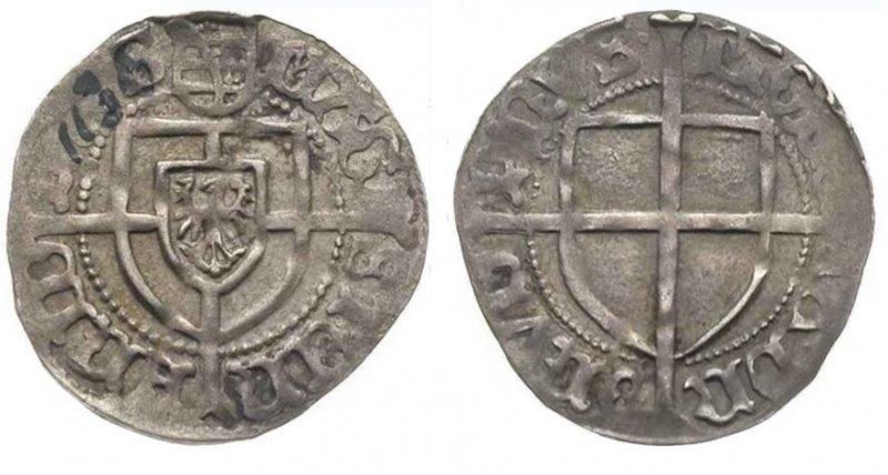 1 грош, 1498-1510 гг.