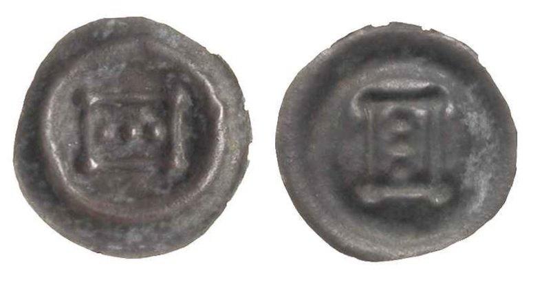 Малый пфенниг, 1297-1307 гг.