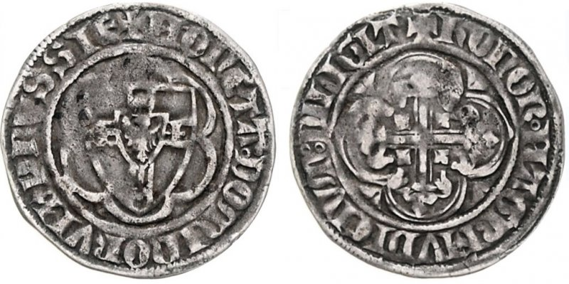 Хальбшотер, 1351-1382 гг.