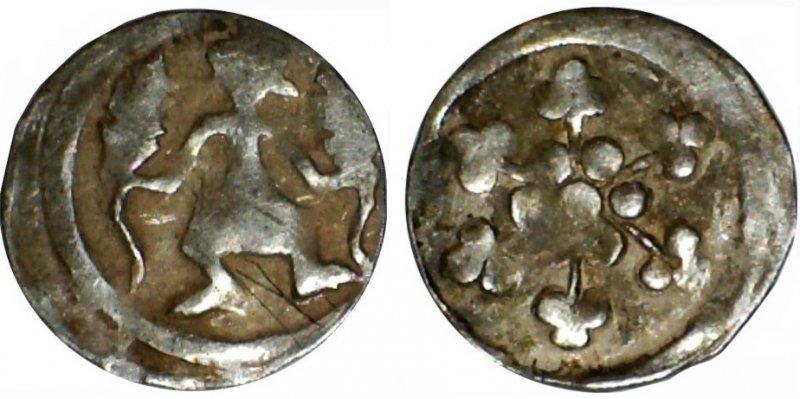 Большой пфенниг, 1360-1373 гг.