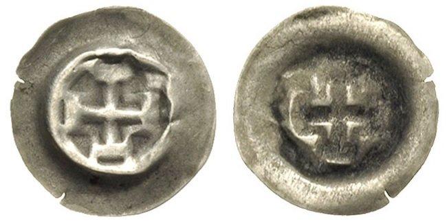 Малый пфенниг, 1364-1379 гг.