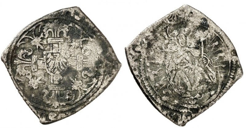 8 грошей, 1521 г.
