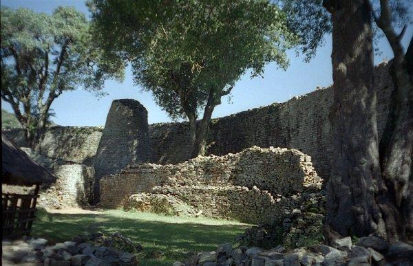 Руины Большого Зимбабве