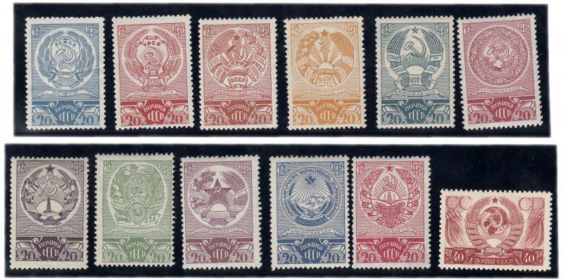 1938 год Выборы в Верховные Советы союзных республик