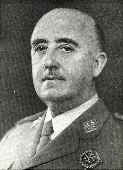Франсиско Франко – испанский военный и политический деятель, ставший ее лидером в 1939-1975 гг.
