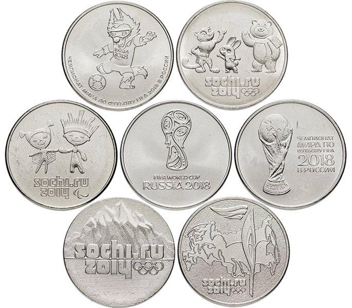"25 рублей ""Футбол"" и ""Сочи"""