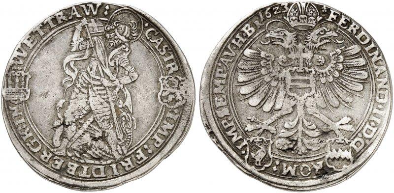 Рейхсталер (г. Фридберг, Германия, 1623)