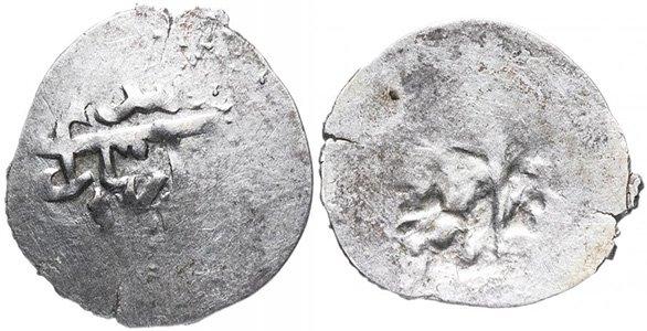 Селим I Гирей, Акче чекан Бахчисарай 1082-1102 г.х.