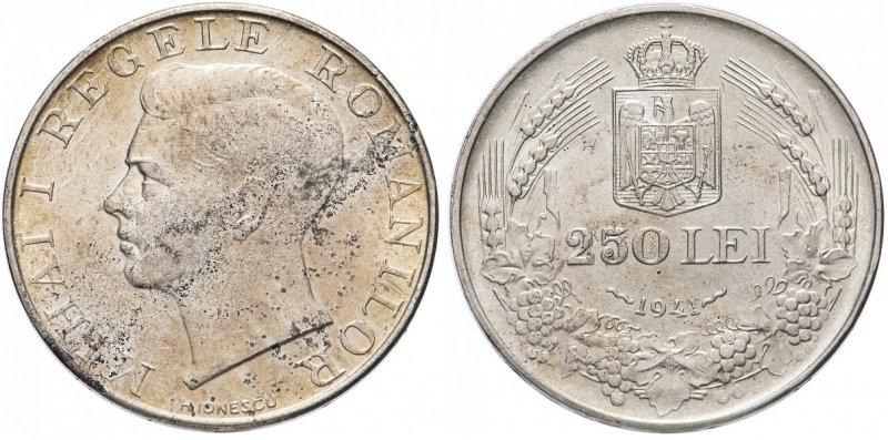 250 леев Румынии (1941)