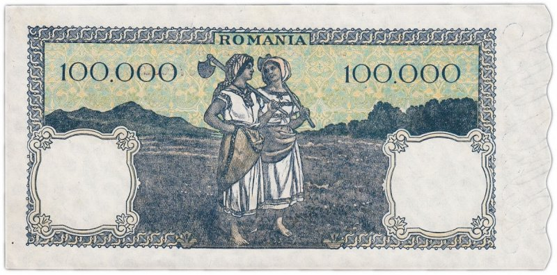 100 000 леев Румынии (1946)