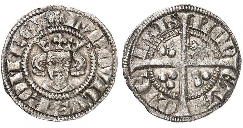 Стерлинг Людвига IV (1314-1347)