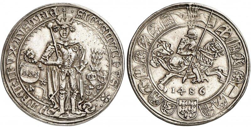 Гульдинер эрцгерцога Сигизмунда (1486)