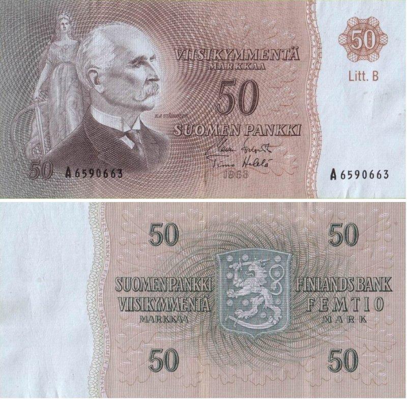 50 марок 1963
