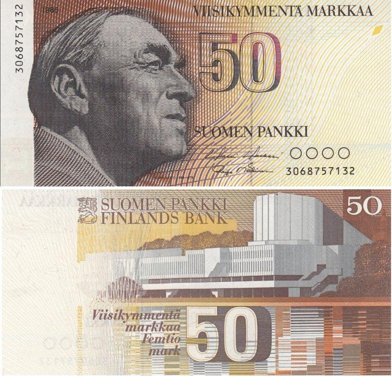 50 марок 1986