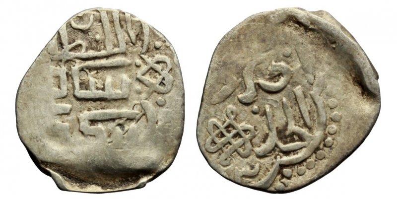 Дирхем Шадибека (1402)