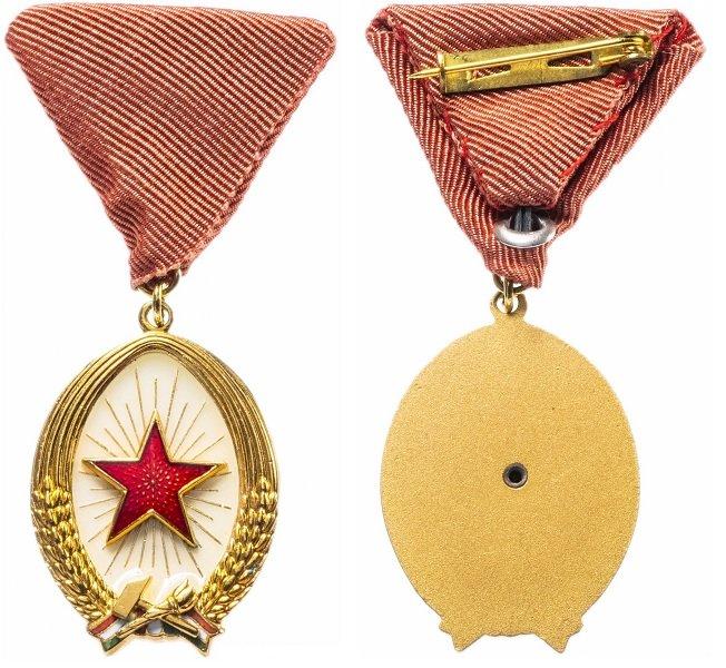 Орден Труда (1 класс)
