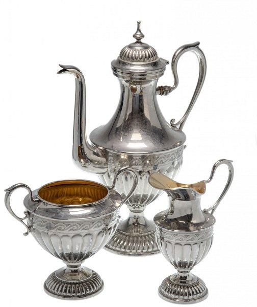 Шведский кофейный набор (1910-1940)