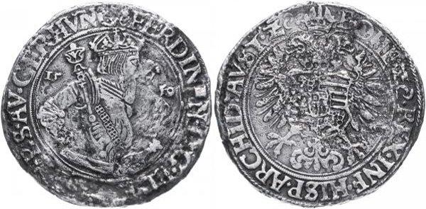 Богемия, 1 талер, 1559 год