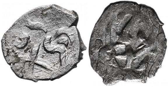 Девлет I Гирей, акче, 957 г.х.