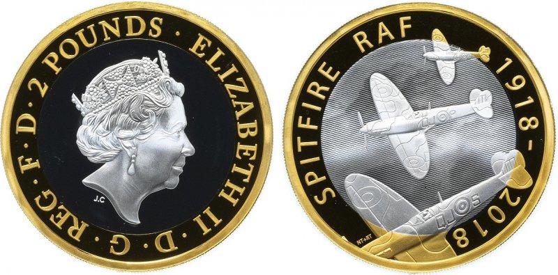 100 лет Королевским ВВС (2018)