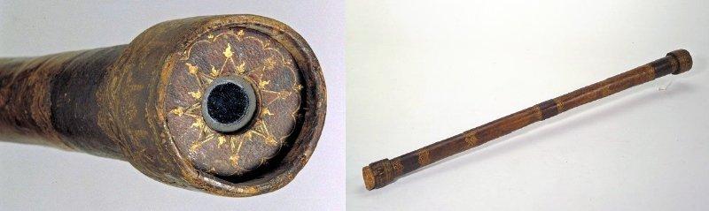 Первый телескоп Галиллея 1609 года