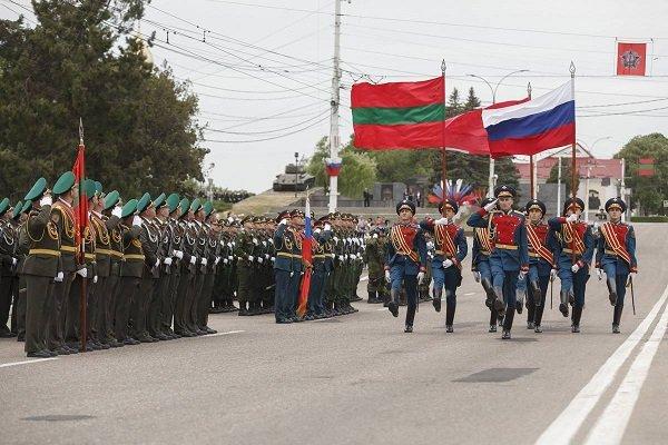Парад Победы в Тирасполе