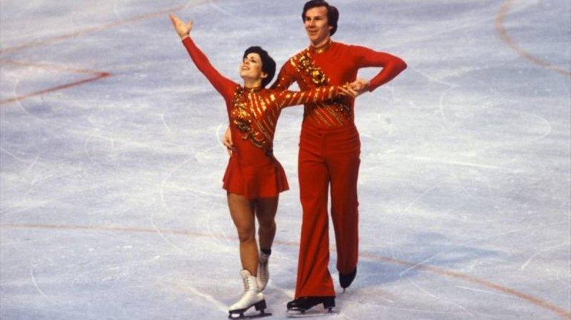 Ирина Роднина и Александр Зайцев