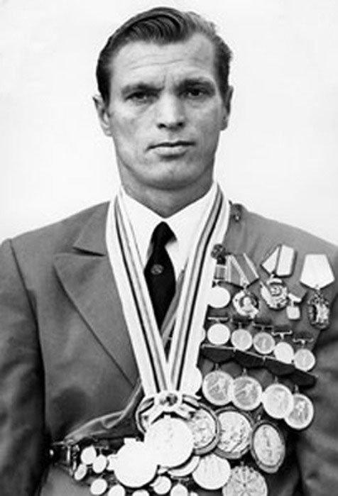 Борис Анфиянович Шахлин, 1932-2008