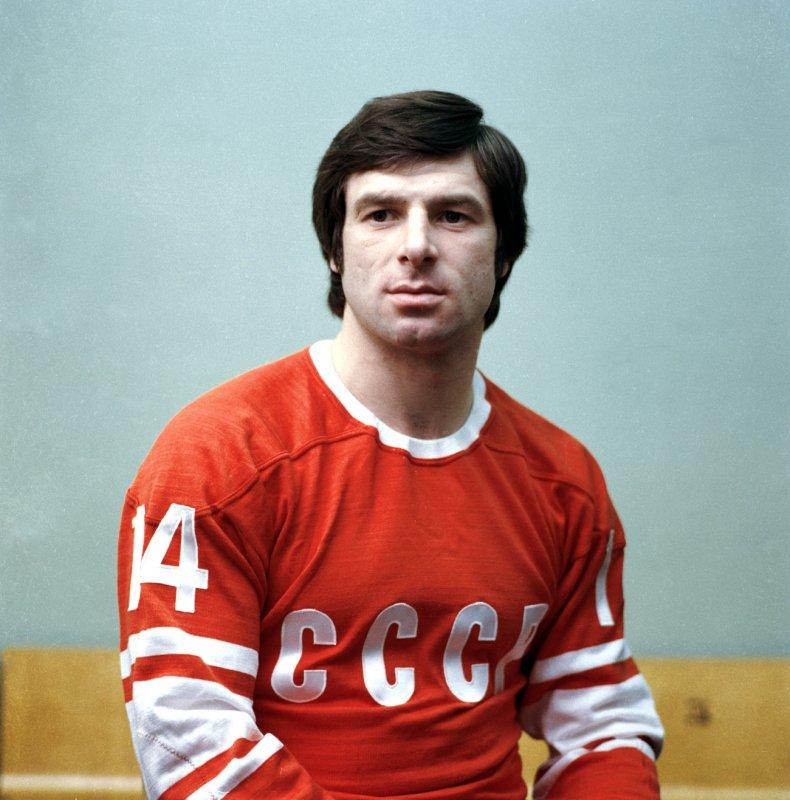 Валерий Борисович Харламов, 1948-1981